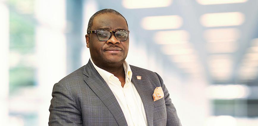 Kola Adesina, Chairman, Egbin Plc