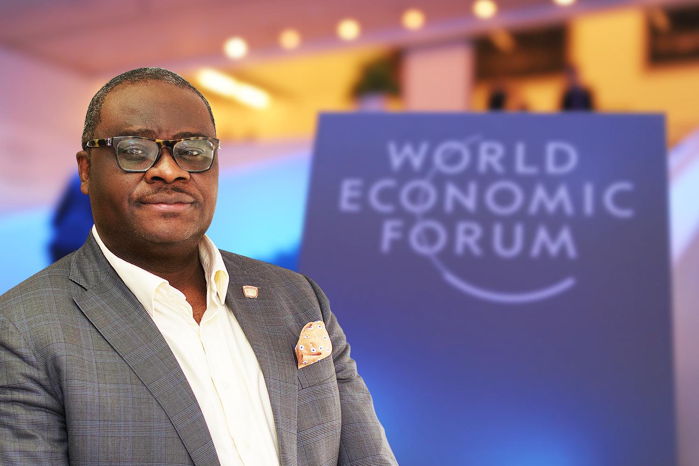 Sahara Group at WEF 2019